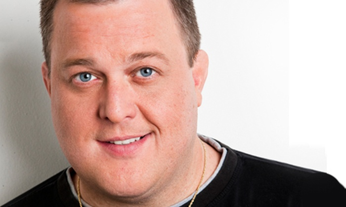 Billy Gardell - Mashantucket: $23 for One Ticket to See Billy Gardell at the Fox Theater at Foxwoods Resort Casino on October 15 at 8 p.m.