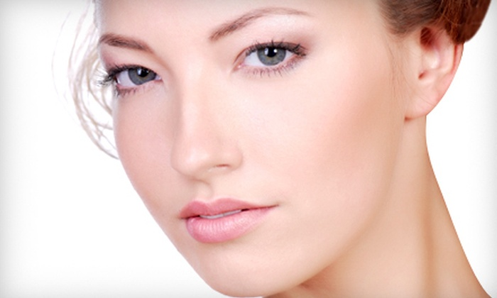 Hutchinson Center for Aesthetic Medicine - Downtown Columbia: $99 for One Vbeam Photofacial Treatment at Hutchinson Center for Aesthetic Medicine ($300 Value)