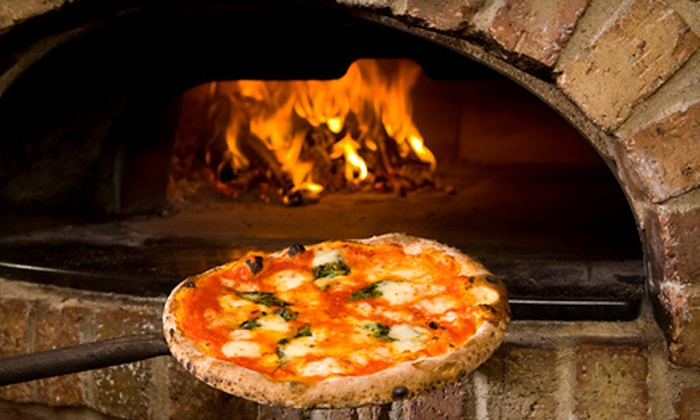 The Wedge Pizzeria - Downtown Oklahoma City: $12 for $25 Worth of Wood-Fired Pizza and Italian Fare at The Wedge Pizzeria