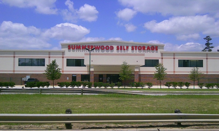 Summerwood Self Storage - Summer Lake Ranch: $25 for $50 Worth of Storage-Space Rental — Summerwood Self Storage