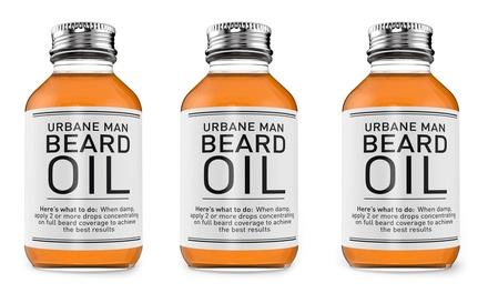 1x, 2x oder 3x Bartpflege-Öl à 50 ml
