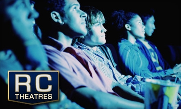 R/C Ocean Walk 10 - Brush / Stewarts: $18 for Two General-Admission Movie Tickets, Two Medium Popcorns, and Two Medium Sodas at R/C Ocean Walk 10 (Up to $36.50 Value)