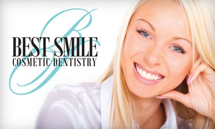 Best Smile Cosmetic Dentistry - Pembroke Lakes Regional Center: $179 for Zoom! Whitening Treatment ($685 Value) or $59 for Exam, X-Rays, and Cleaning ($375 Value) at Best Smile Cosmetic Dentistry