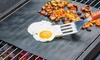 Plaque de cuisson réutilisable pour le barbecue
