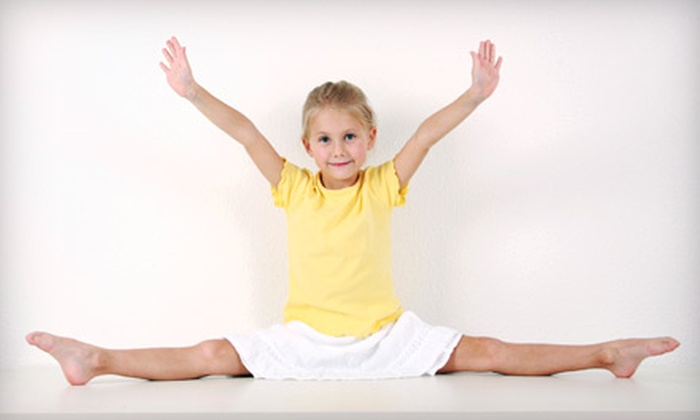 Kidz Play Here - Concord Mills: $20 for One Month of Unlimited Children's Classes at Kidz Play Here in Concord ($40 Value)