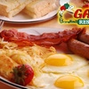 $5 to $7 for American Fare at T & R's Garden
