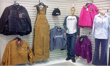 $50 Groupon to Reid Safety Outerwear & Workwear Store - Reid Safety Outerwear & Workwear Store in Muskegon