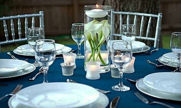 The Perfect Affair - Clear Lake: Silver, Gold, or Platinum Wedding-Planner Package at The Perfect Affair (Up to 62% Off)
