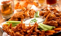 $40 Worth of Food and Drinks at Hooters-Natomas Marketplace (38% Off)