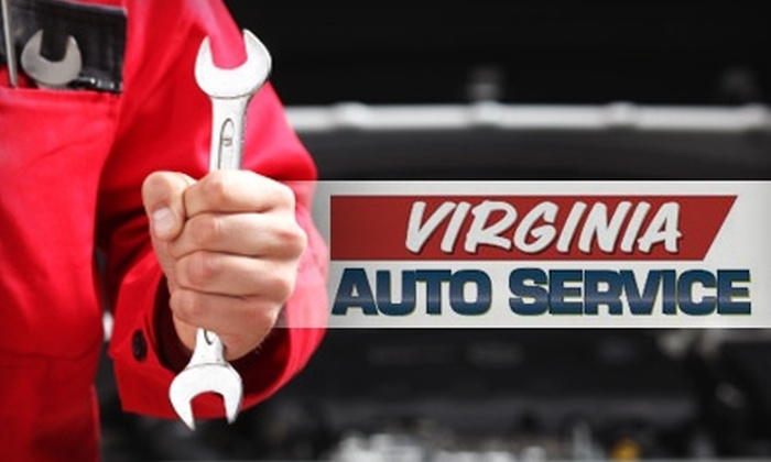 Virginia Auto Service - Phoenix Country Club: $49 for One Year in Car Care Club at Virginia Auto Service ($379.65 Value)