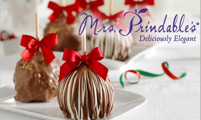Mrs. Prindable's: $12 for $25 Worth of Gourmet Treats from Mrs. Prindable's
