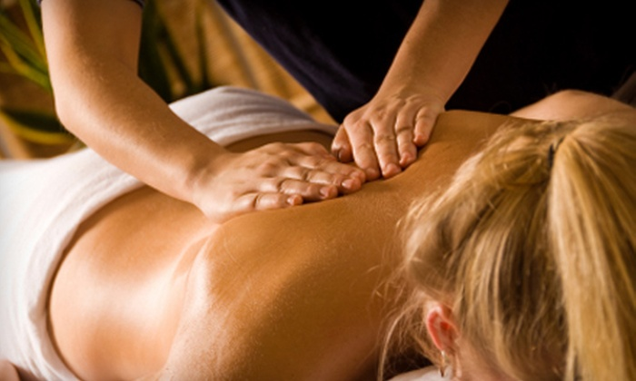 J.Nicolle Salon & Spa - Downtown New Albany: $32 for a 60-Minute Massage at J.Nicolle Salon & Spa in Sellersburg ($65 Value)