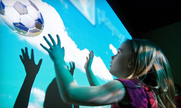 Science East - Fredericton: $11 for a Day at Science East for Two Adults and Two Children in Fredericton (Up to $22 Value)