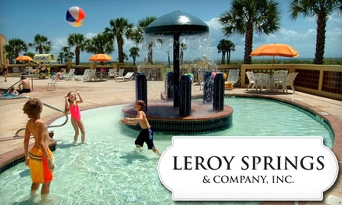 Leroy Springs Recreation Complex - Kanawha Hills: $27 for One-Month Family Membership at Leroy Springs Recreation Complex in Fort Mill ($59 Value)
