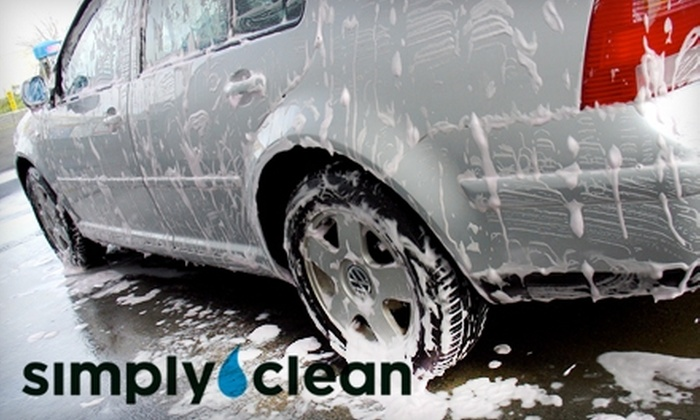 Plaza Car Wash - Little Falls: Up to 54% Off Car Washing and Cleaning Services at Plaza Car Wash. Choose Between Two Options.