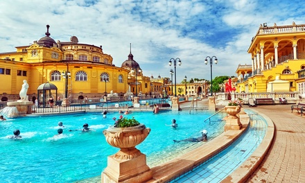 ✈ Budapest: 2, 3 or 4 Nights at a Choice of 4* Hotels with Return Flights and Option for Tours*