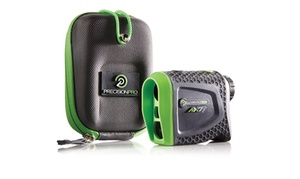 NX7 PRO Slope Rangefinder (Refurb.) Set with Golf Balls and Towel