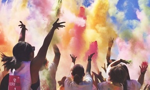 The Color Dash 5K: Regular or VIP Admission to the Color Dash 5K on Saturday, May 7 (Up to 50% Off)