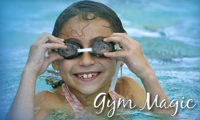 Gym Magic Sports Center & Preschool - Las Cruces: $35 for a One-Month Membership and Initiation Fee at Gym Magic Sports Center & Preschool in Las Cruces (Up to $106 Value)