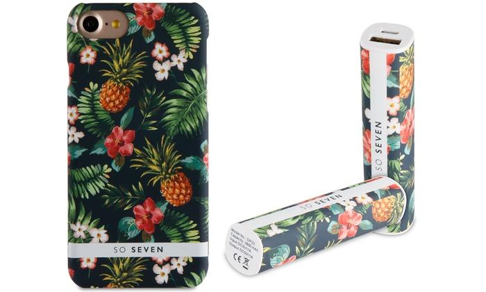 coque so seven iphone 8