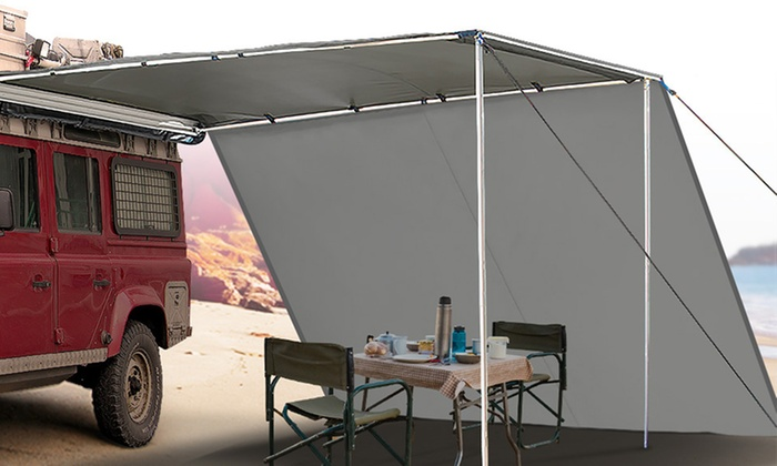 Car Side Awning Roof Rack Tent | Groupon Goods