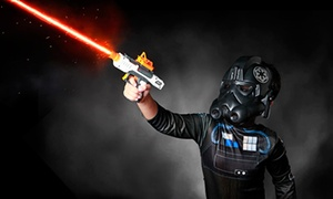 YH Studios: Sci-Fi Movie-Themed Photoshoot Package at YH Studios