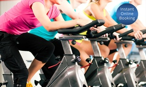 Cycle Studio: $19 for a Five-Class Pass or $29 with High Intensity Power Test at Cycle & Fitness Studio (Up to $175 Value)