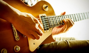 RockStar Guitar Lessons: Up to 60% Off In-studio guitar lessons at RockStar Guitar Lessons