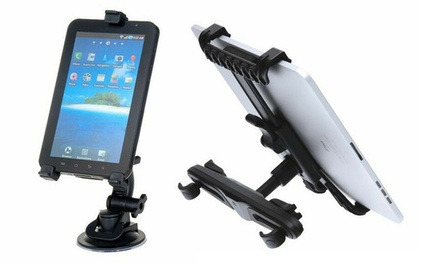Supporto per tablet e iPad da auto
