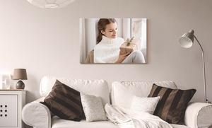 Photo.Gifts DCO: Gepersonaliseerde foto op canvasdoek vanaf € 4,99