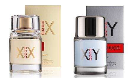 Hugo Boss XY or XX Eau de Toilette for Women or Men