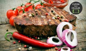 Parrilla Del Sol: Parrilla Del Sol – Vale do Sol (Nova Lima): jantar para 1 ou 2 pessoas (filé mignon, bife chorizo ou bife de ancho)