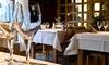 Ardennes : chambre double 4* avec petit-déjeuner et option dîner