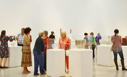 image for Admission for Two or Four to the Art <strong>Museum</strong> of South Texas (Up to 42% Off)