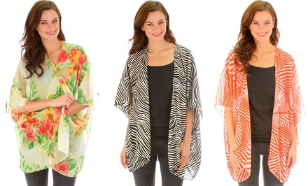 Lyss Loo Women's Kimono Tops