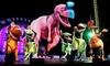 "Jim Henson's Dinosaur Train Live: Buddy's Big Adventure - Tilles Center: ""Jim Henson's Dinosaur Train Live"" at Tilles Center Concert Hall on Saturday, April 11 (Up to 39% Off)"
