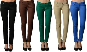 5 Pocket Stretchy Pants at 5 Pocket Stretchy Pants, plus 6.0% Cash Back from Ebates.