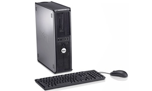 Dell OptiPlex Form Factor Desktop PC (Refurbished) at Dell OptiPlex Form Factor Desktop PC (Refurbished), plus 6.0% Cash Back from Ebates.