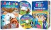 Rock 'N Learn Preschool Board Book and Video Set #2: Rock 'N Learn Preschool Board Book and Video Set #2