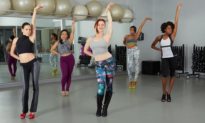 Vegas Stiletto Fitness - SMASH Dance Fitness Studio: Ladies Night Out, Classes, or Online Certification from Vegas Stiletto Fitness (Up to 67% Off).