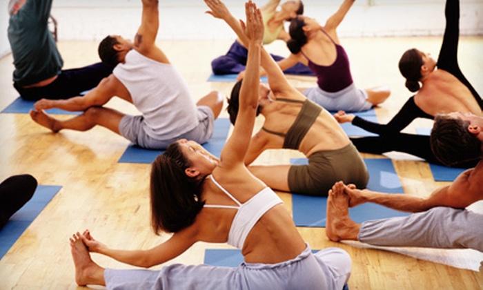 Bikram Yoga Hermosa Beach - Hermosa Beach: 5 or 10 Classes or One Month of Unlimited Classes at Bikram Yoga Hermosa Beach (Up to 83% Off)