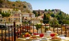 Taormina: camera classic con colazione o mezza pensione per 2