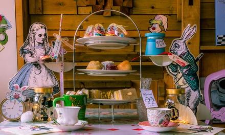 Spangles Tea Room