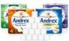 Andrex Toilet Paper, 24 Rolls