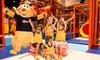 Jumping Jaxx Softplay for Kids under 5 years