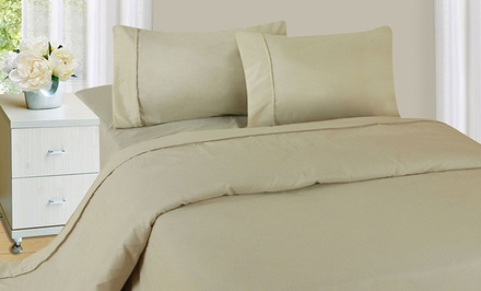 Lavish Home Microfiber Sheet Sets