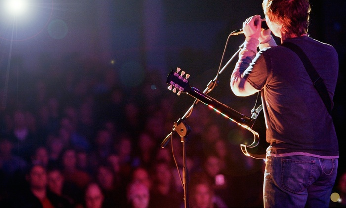 Rock N Blues Fest - Bergen Performing Arts Center: Rock N Blues Fest at Bergen Performing Arts Center on Friday, August 8, at 8 p.m. (Up to 50% Off)