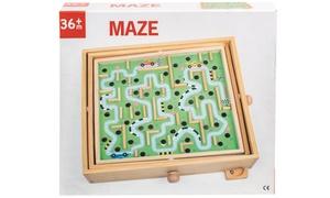 Labyrinthe en bois pour enfants