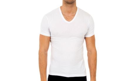 Pack de 6 camisetas Abanderado con manga corta