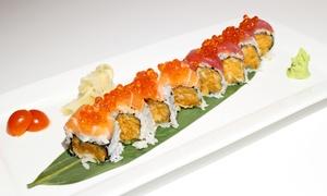Yi Sushi: Sushi and Japanese Food at Yi Sushi (Up to 50% Off)